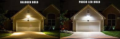 led vs halogen flood lights led vs halogen outdoor flood lights outdoor designs