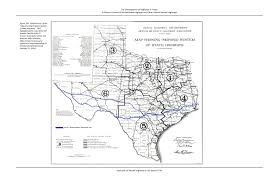 Historic Route 66 Map by Old Spanish Trail Thc Texas Gov Texas Historical Commission