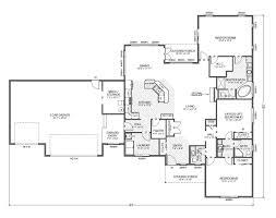 Rambler Style House Plans Floor Rambler Floor Plans