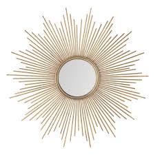 miroir jardin d ulysse 9 miroirs soleil pour décorer vos murs avec style miroir metal