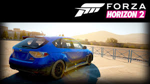 stanced subaru hd forza horizon 2 subaru impreza wrx sti 2008 xbox one gameplay hd