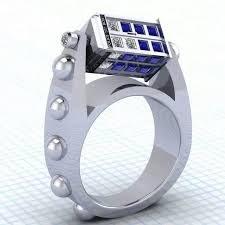 dr who wedding ring this doctor who wedding ring comes with regenerations dhtg
