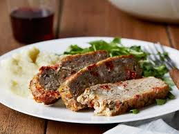 turkey meatloaf with feta and sun dried tomatoes recipe giada de