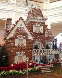 Floridian House Plans Grand Floridian Gingerbread House Officially Open Touringplans