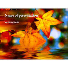 free autumn powerpoint templates cpadreams info