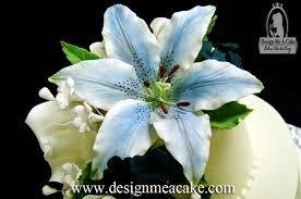 stargazer lilies design me a cake ideas for stargazer lilies