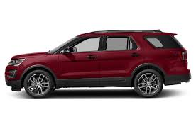 ford explorer 2017 black 2017 ford explorer sport 4 wheel drive with navigation in shadow