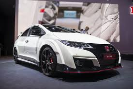 the new honda civic type r is faster than the nissan gt r and