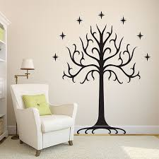 tree of gondor vinyl wall decal