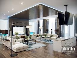 designs villa interior design in dubai modern villa in dubai photo