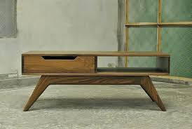 reeve mid century coffee table mid century coffee table mid century inspired coffee table via