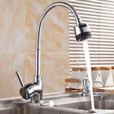 top 28 kitchen faucet outlet led spout solid brass kitchen sink