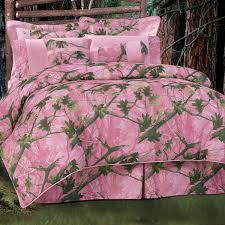 Orange Camo Bed Set Bedding The Woods Orange Camouflage Pc Premium Luxury