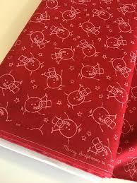 christmas blackboard fabric gift for teacher christmas fabric