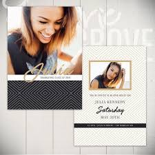 graduation photo cards best 25 graduation announcement cards ideas on
