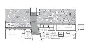 Floor Plan Library by Gallery Of Whitehall Library Jonathan Barnes Architecture And