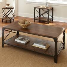 wood and metal coffee tables coffee tables thippo