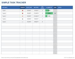 Project Tracker Template Excel Free Free Project Tracking Template For Excel