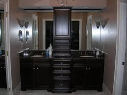 bathroom design magnificent double sink bathroom vanities black