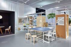 vitra workspace vitra office showroom and experimental laboratory vitra orgatec 2016 som en orgatec 2016
