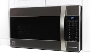 home depot samsung microwave black friday kenmore elite 80373 over the range microwave review reviewed com