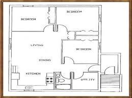 Open Layout House Plans by Small Cabin Plans Open Floor Plan Cabin Kits Open Floor House