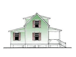 Lowes Katrina Cottages Cottage Style House Plan 2 Beds 1 00 Baths 697 Sq Ft Plan 514 10