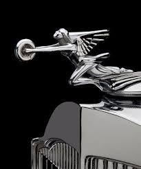 332 best packard ornaments badges images on
