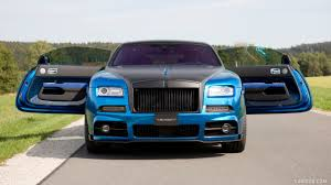 rolls royce light blue 2015 mansory bleurion based on rolls royce wraith caricos com