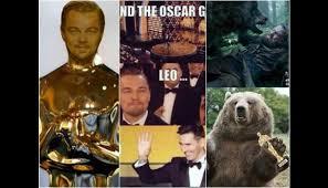 Memes De Los Oscars - premios oscar leonardo dicaprio y los mejores memes tras triunfo