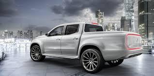 mercedes pick up mercedes benz x class concept pickup truck revealed pickup truck talk
