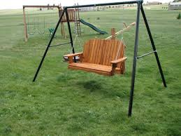Flexible Flyer Lawn Swing Frame by Best 25 Porch Swing Frame Ideas On Pinterest Porch Swings Plans