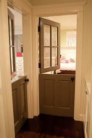 Interior Half Doors Cheap Doors Cut In Half For Rooms Looks Like 40 00