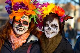 halloween spirit masks milwaukee celebrates dia de los muertos the bay view compass
