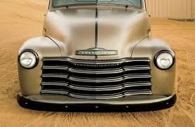 Old Ford Truck Grills - heath pinter u0027s rescued custom classic 1950 chevy 3100