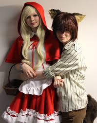 wolf halloween costumes little red riding hood and the wolf by ladydeadwood deviantart com