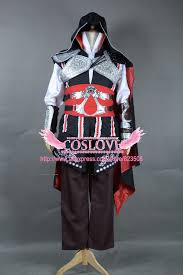 Ezio Halloween Costume Cheap Halloween Costumes Men Ezio Aliexpress