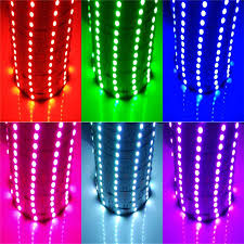 rgb led strip lights 12v 20m 15m 10m 5050 smd rgb led strip light 60leds m led tape light