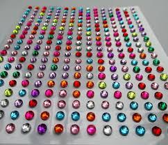 aliexpress com buy 15sheet 300pcs sheet 4mm colorful crystal