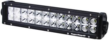 Led Flood Light Bars by Rugged Ridge 15209 11 13 5 Inch Led Light Bar 72 W