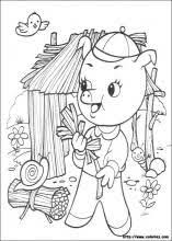 coloring pigs pigs books