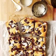 halloween sheet cakes buttermilk glazed cherry sheet cake recipe myrecipes