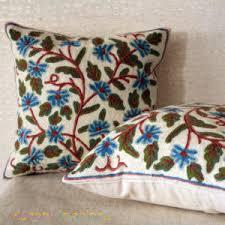 Floral Interiors Set Of 2 Pillows Vibrant Interiors