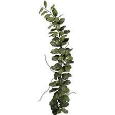 magnolia leaf garland leaf garland green 6 of