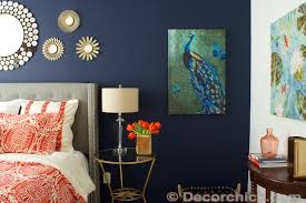Turquoise And Coral Bedroom Navy And Coral Room Decorchick
