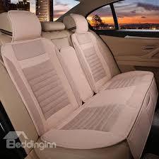 Light Pink Car Super Soft And Comfortable Light Color Car Seat Cover Beddinginn Com