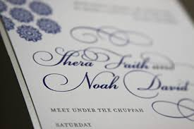 thermography wedding invitations thermography wedding invitations custom designed 2 color flickr