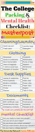 College Toiletries Checklist Before You Start Packing For College Make Sure You Know What To
