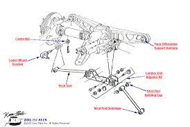keen corvette c3 corvette rear struts parts parts accessories for corvettes