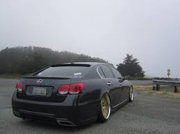 bagged the gs page 2 fog city jobdesign gs350 by impact performance vipstylecars com